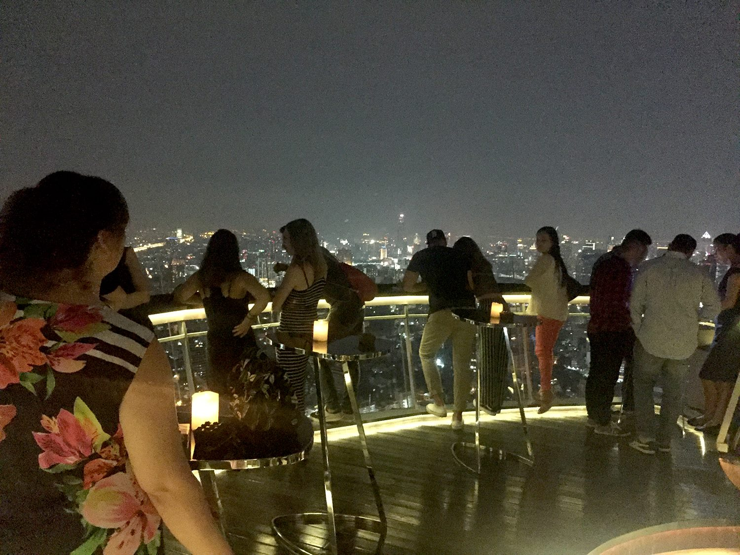 Sky Bar Bangkok Dress Code