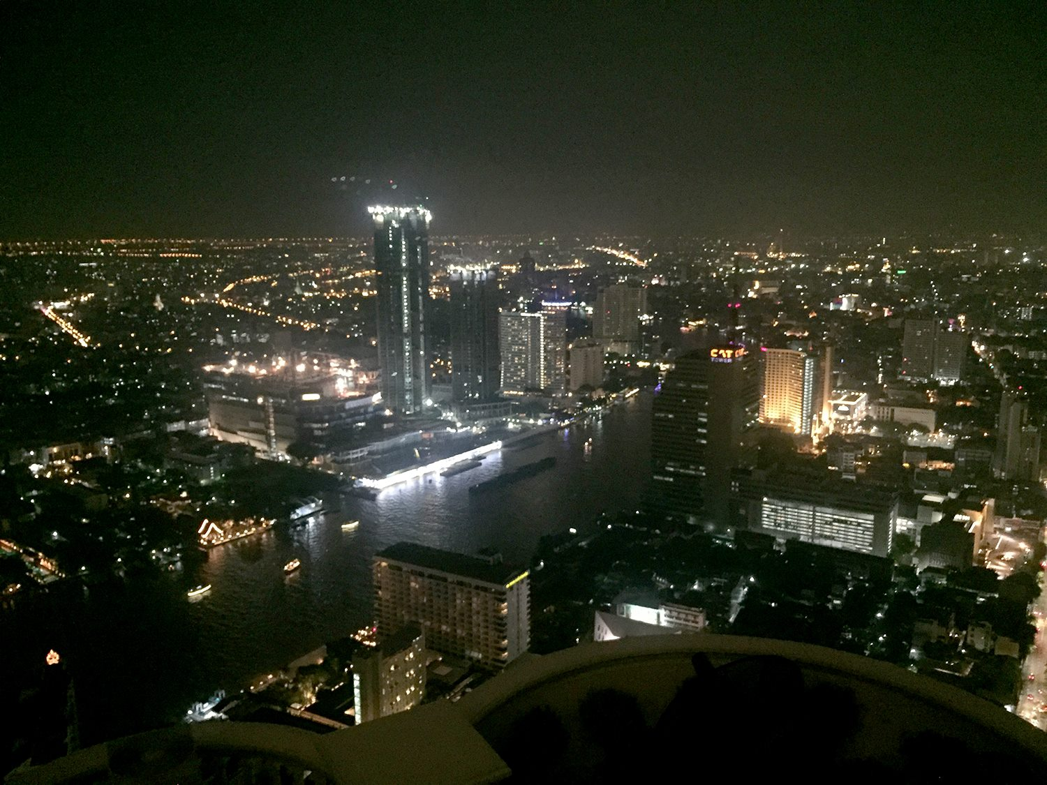 Sky Bar Bangkok View