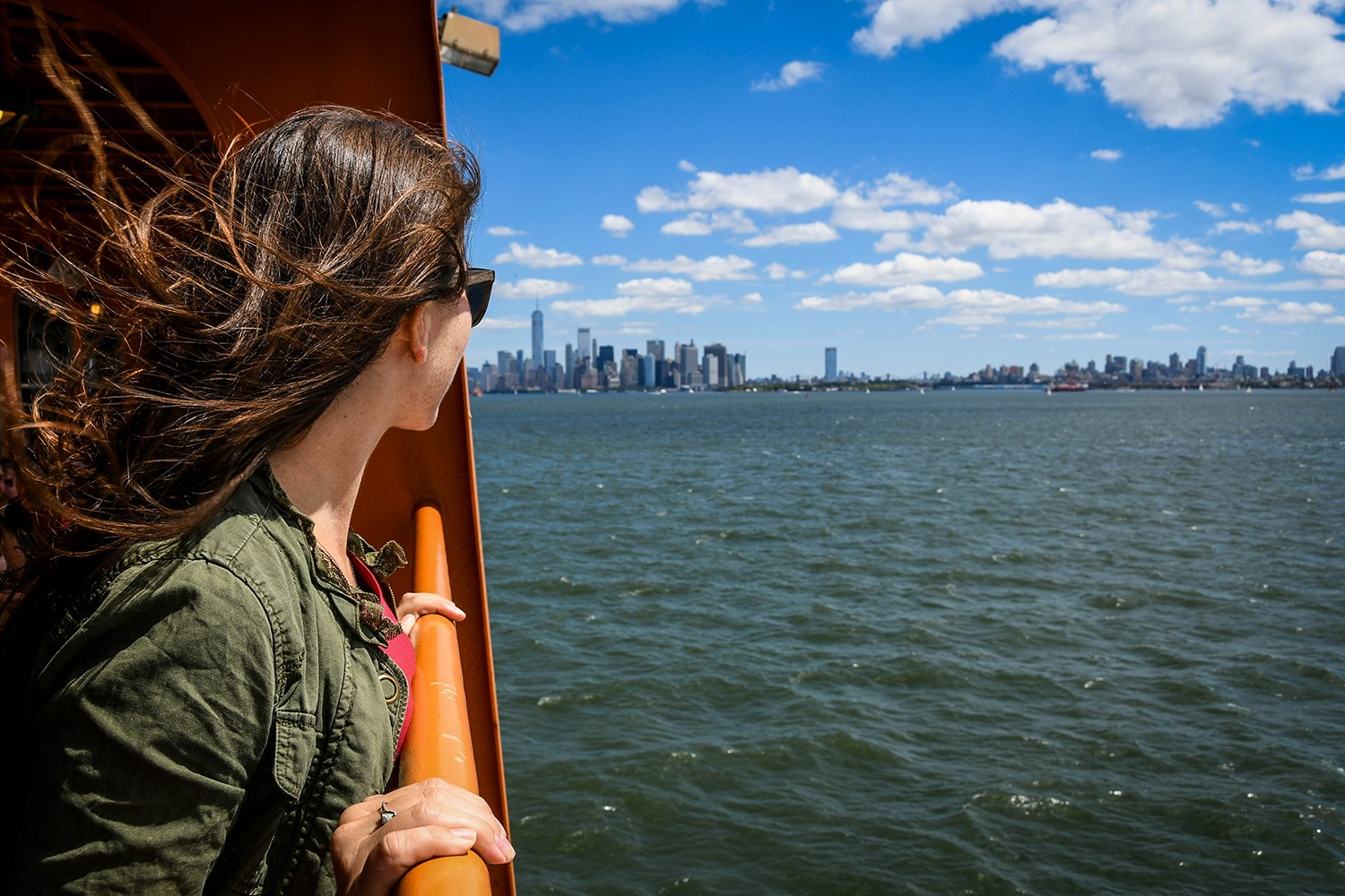 Things to do in New York City Staten Island Ferry