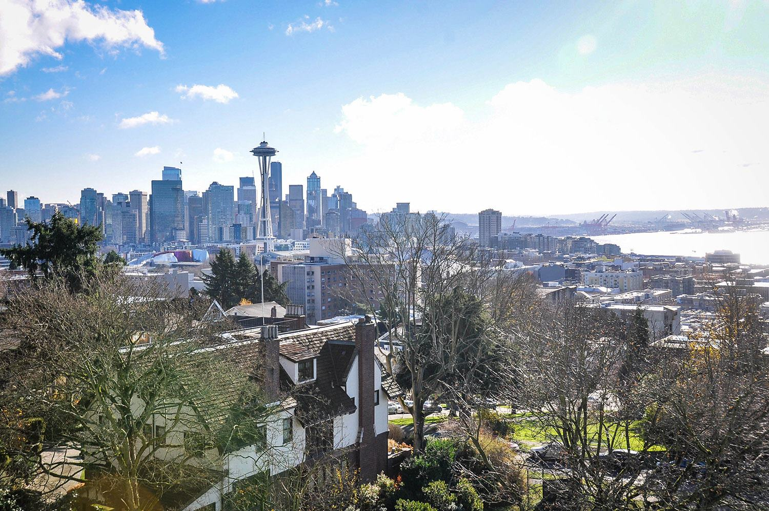 Best Things to Do in Seattle Kerry Park Viewpoint
