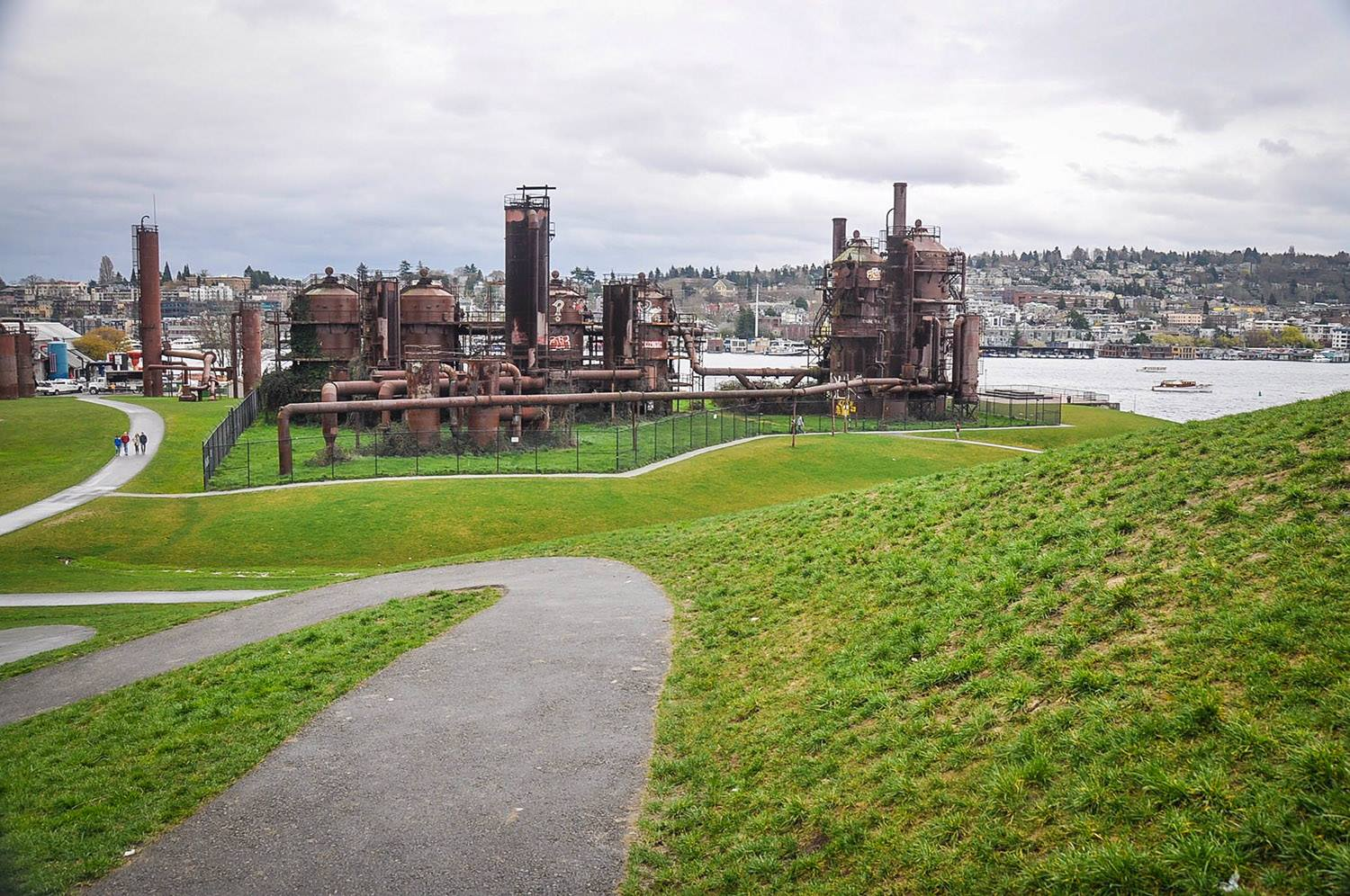 Best Things to Do in Seattle Gasworks Park