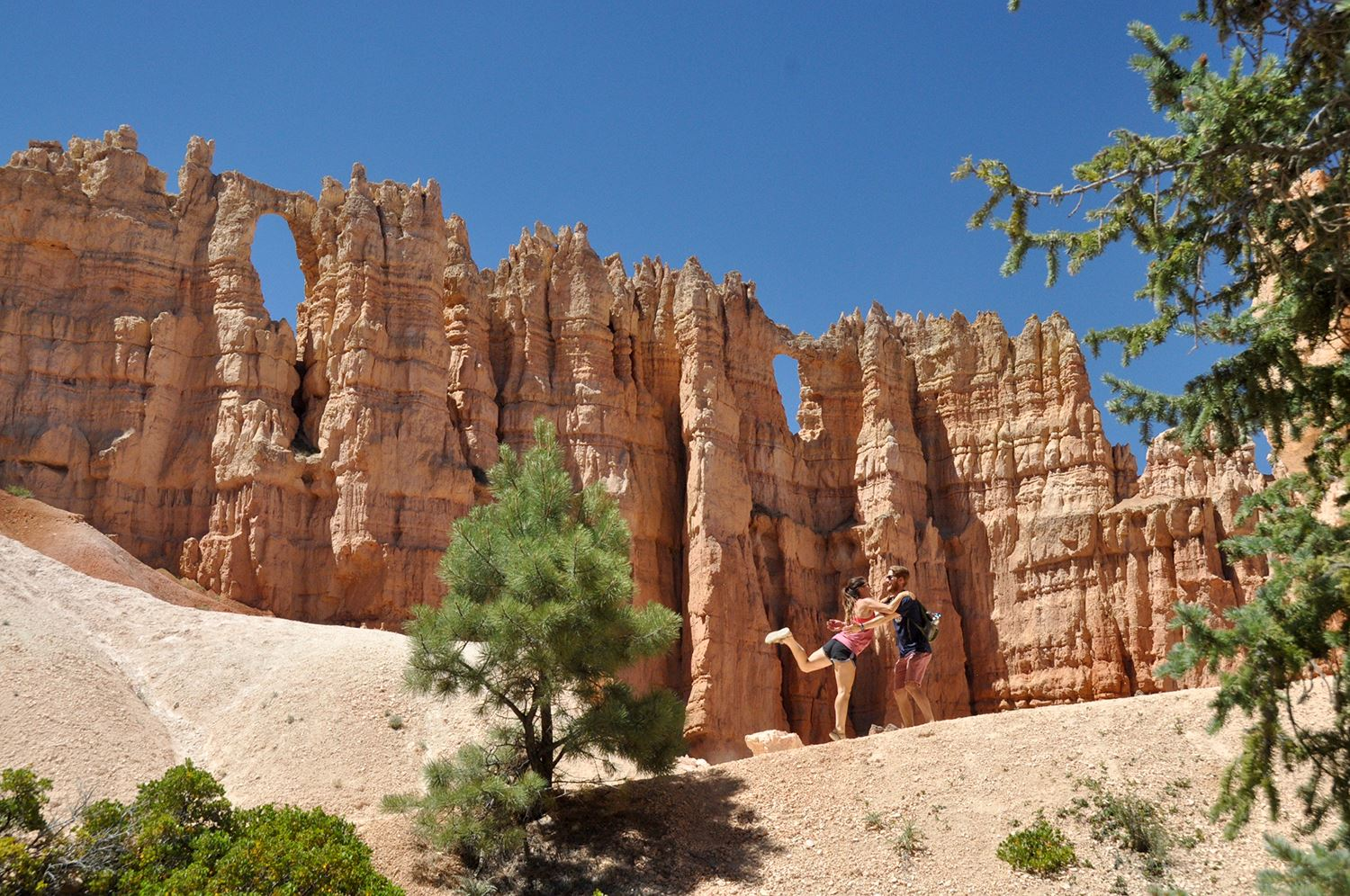 Wall of Windows Bryce Canyon National Park