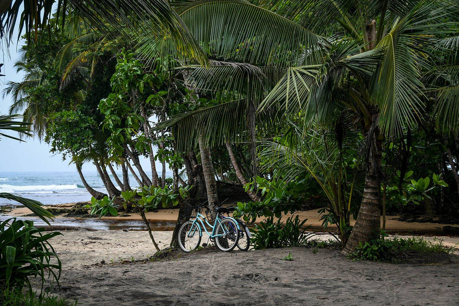 Puerto Viejo Travel Guide Biking to Manzanillo