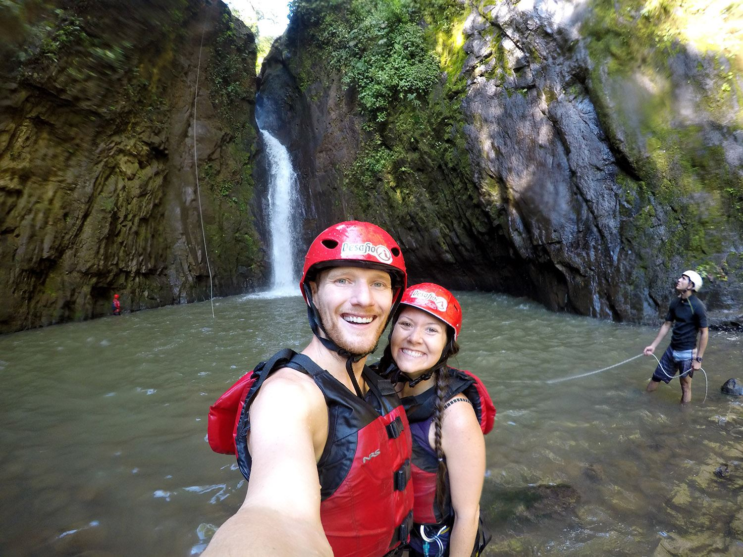 Things to do in Arenal Costa Rica Canyoning