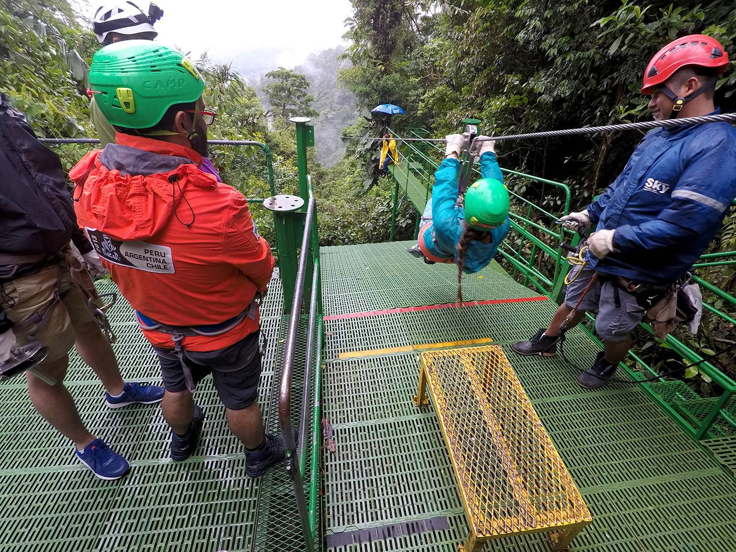 Things to do in Arenal Costa Rica Zip lining