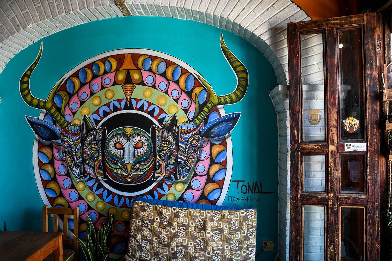 Things to Do in San Cristobal de las Casas colorful murals
