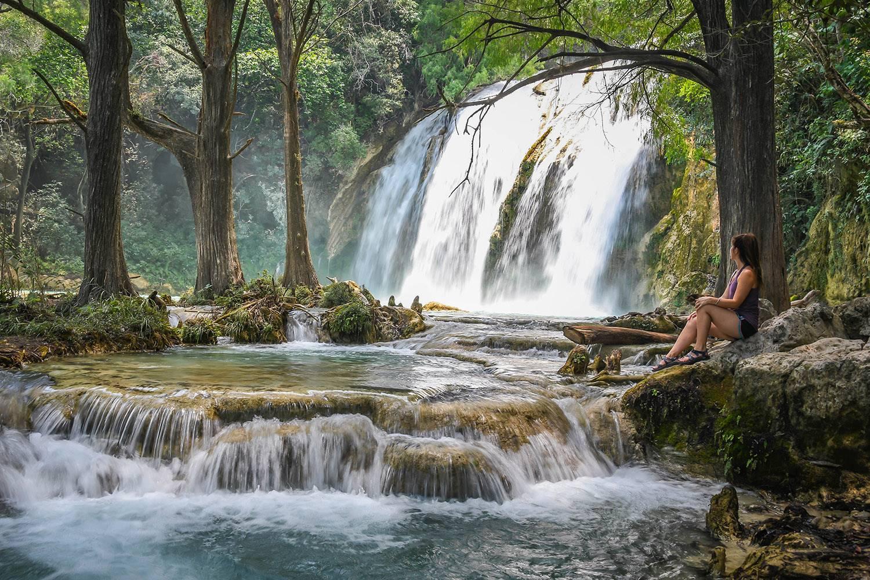 El Chiflon Waterfalls Day Trip