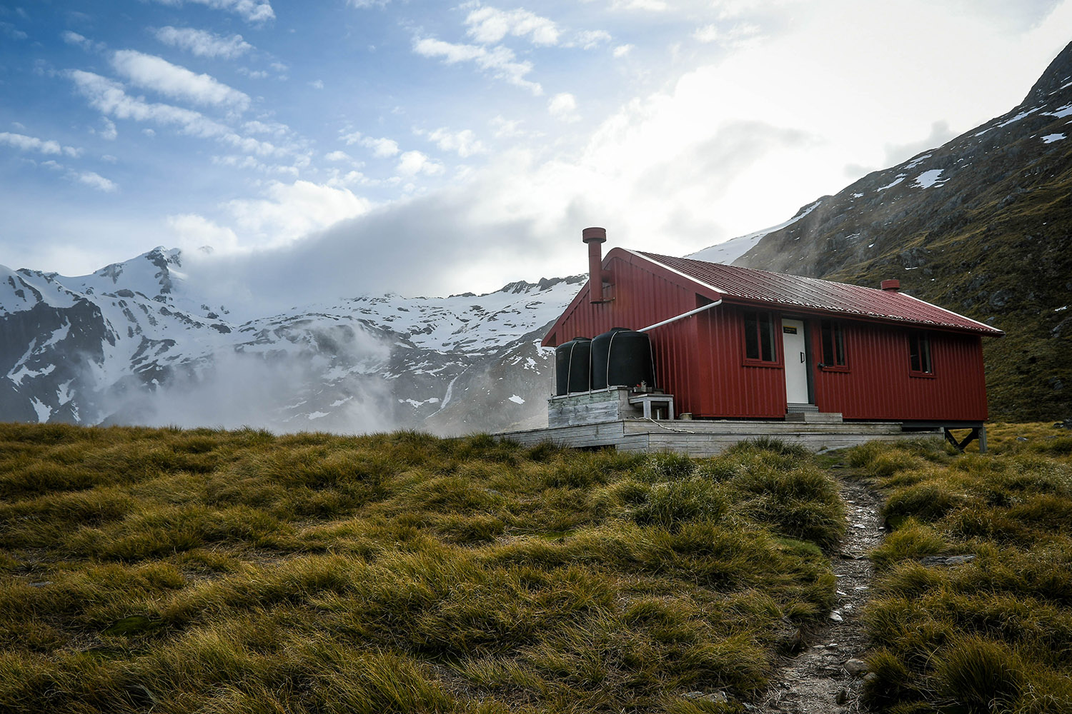 Things to Do in West Coast Brewster Hut Hike