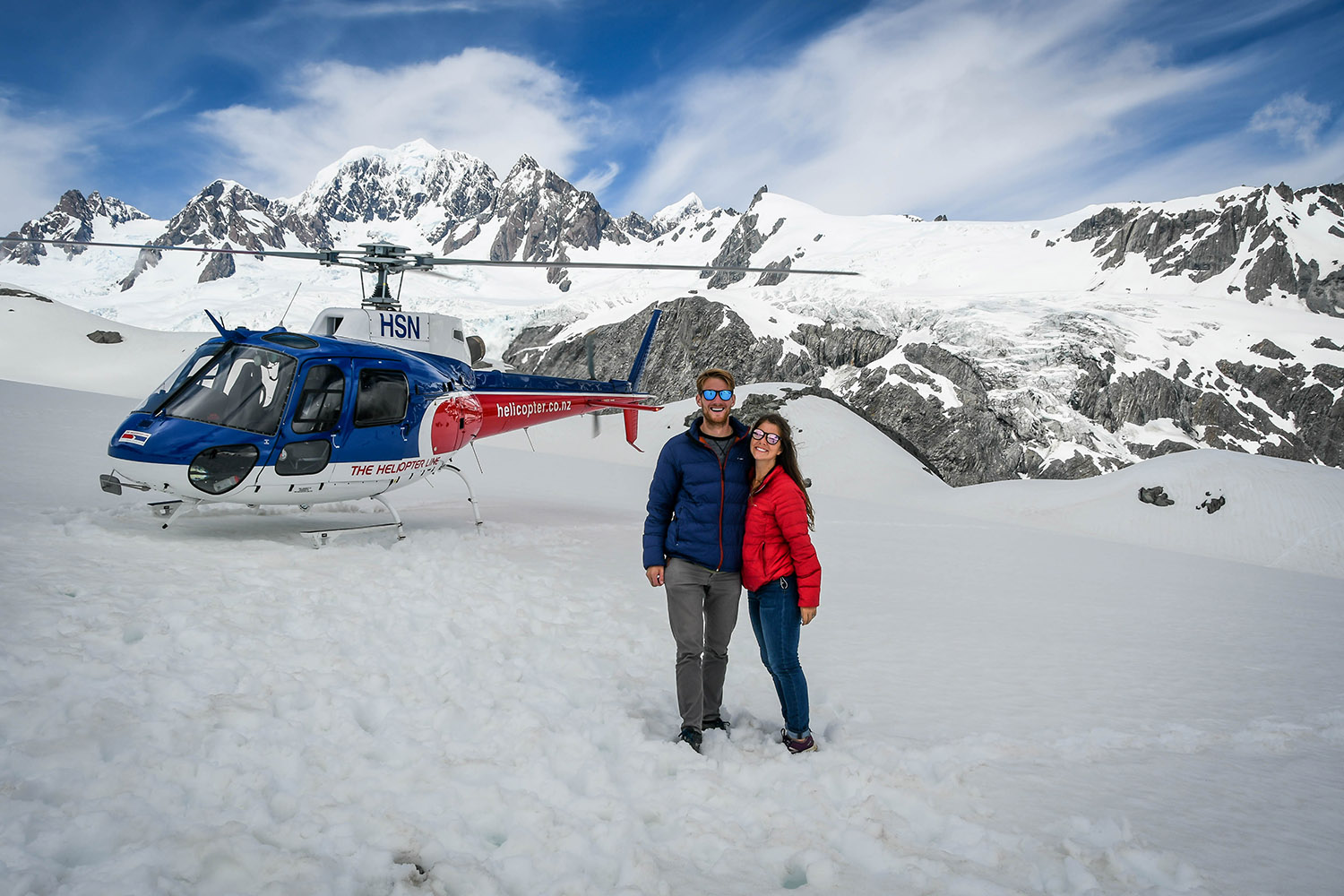 Things to Do in West Coast Franz Josef Glacier Helicopter Ride