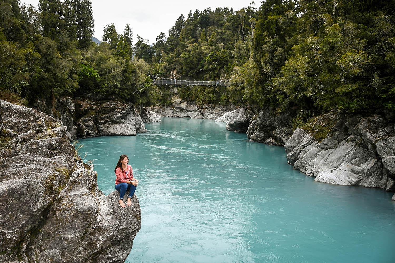 Things to Do in West Coast Hokitika Gorge