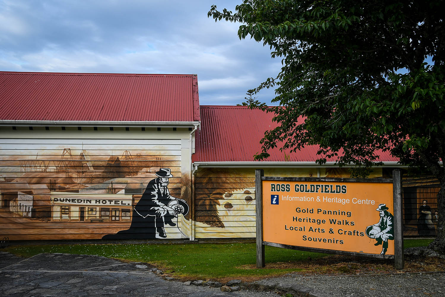 Things to Do in West Coast Ross Gold Mining