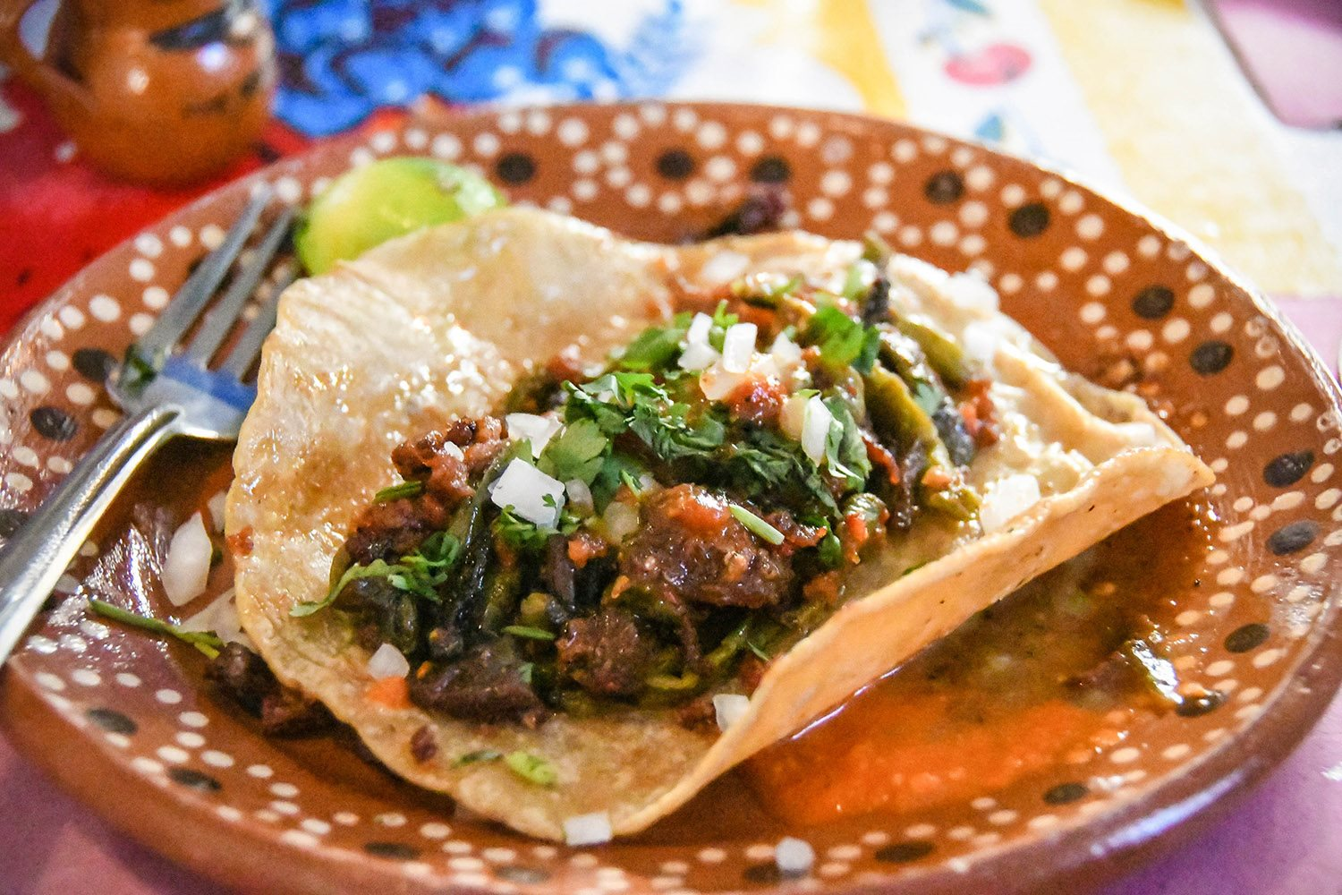 Mexican Food Tours Mexico City tacos