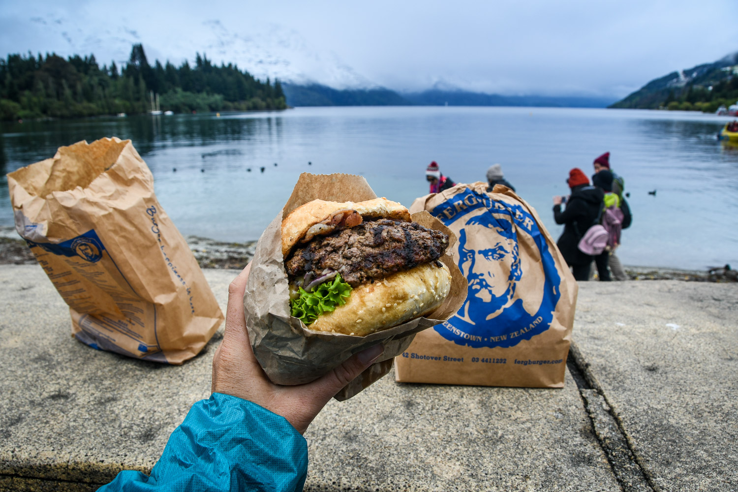 Top Things to Do in New Zealand Fergburger Mr. Big Stuff
