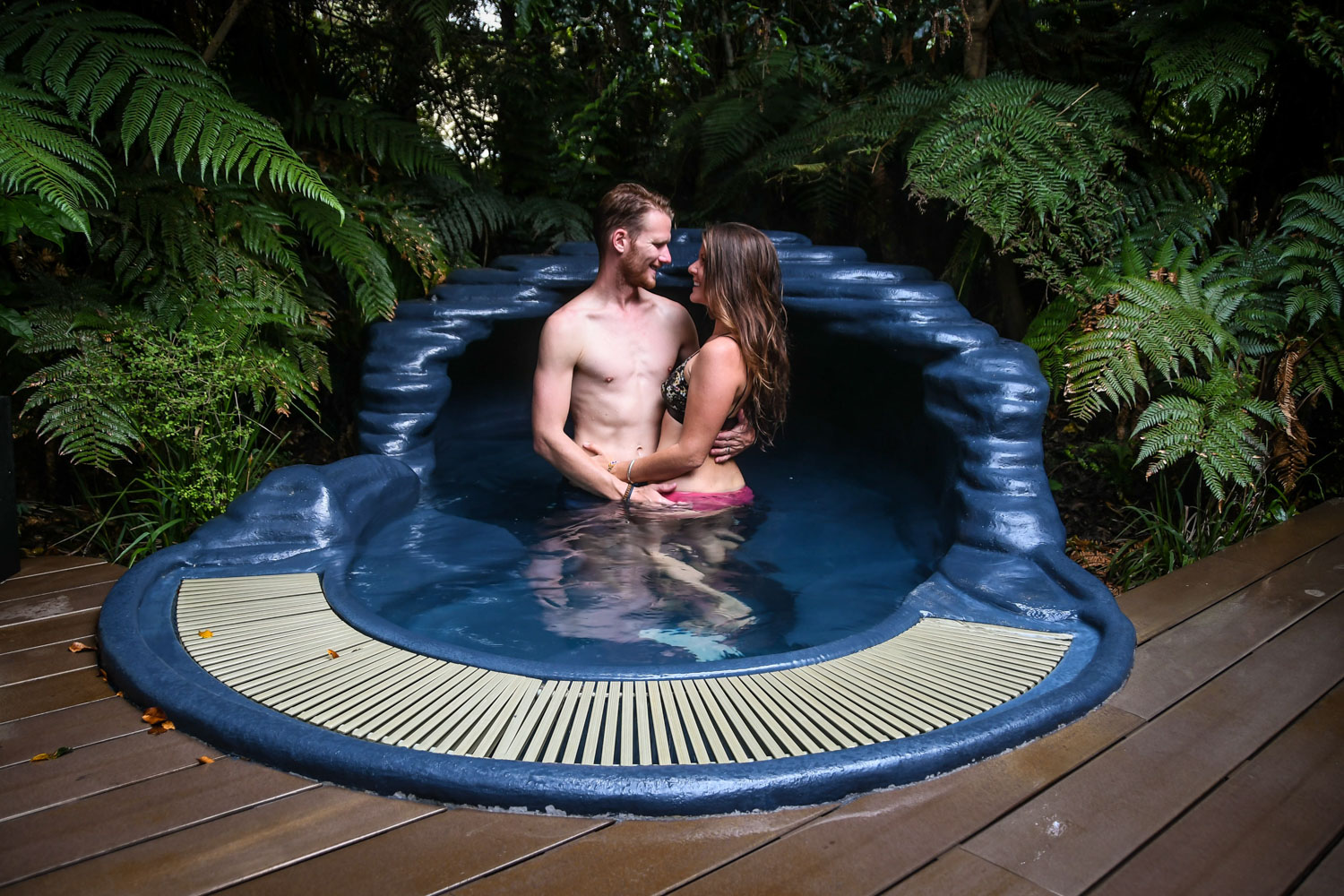 Top Things to Do in New Zealand Franz Josef Glacier Hot Pools