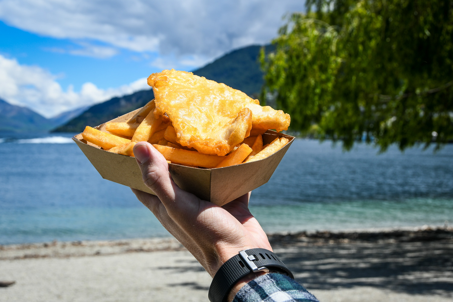Top Things to Do in New Zealand Eat Fish and Chips on the Beach