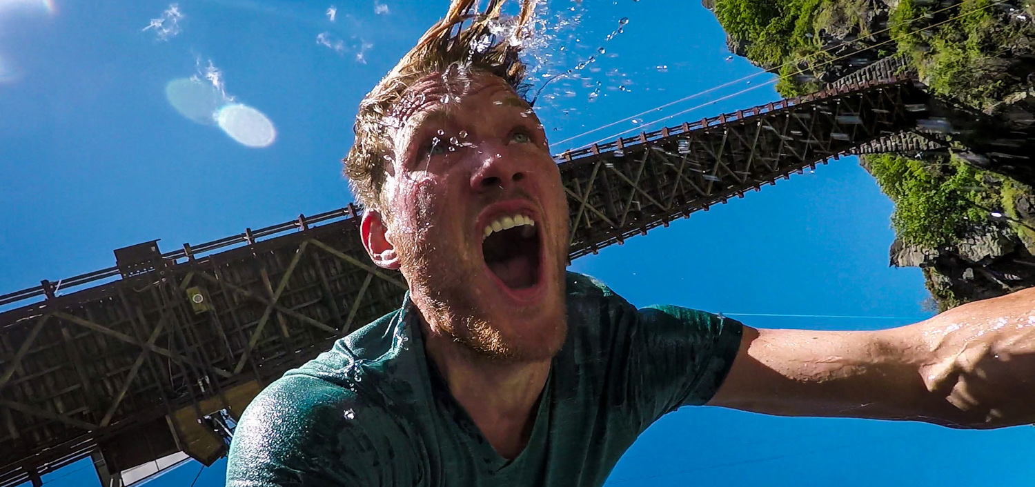 New Zealand Travel Guide Bungy Jump
