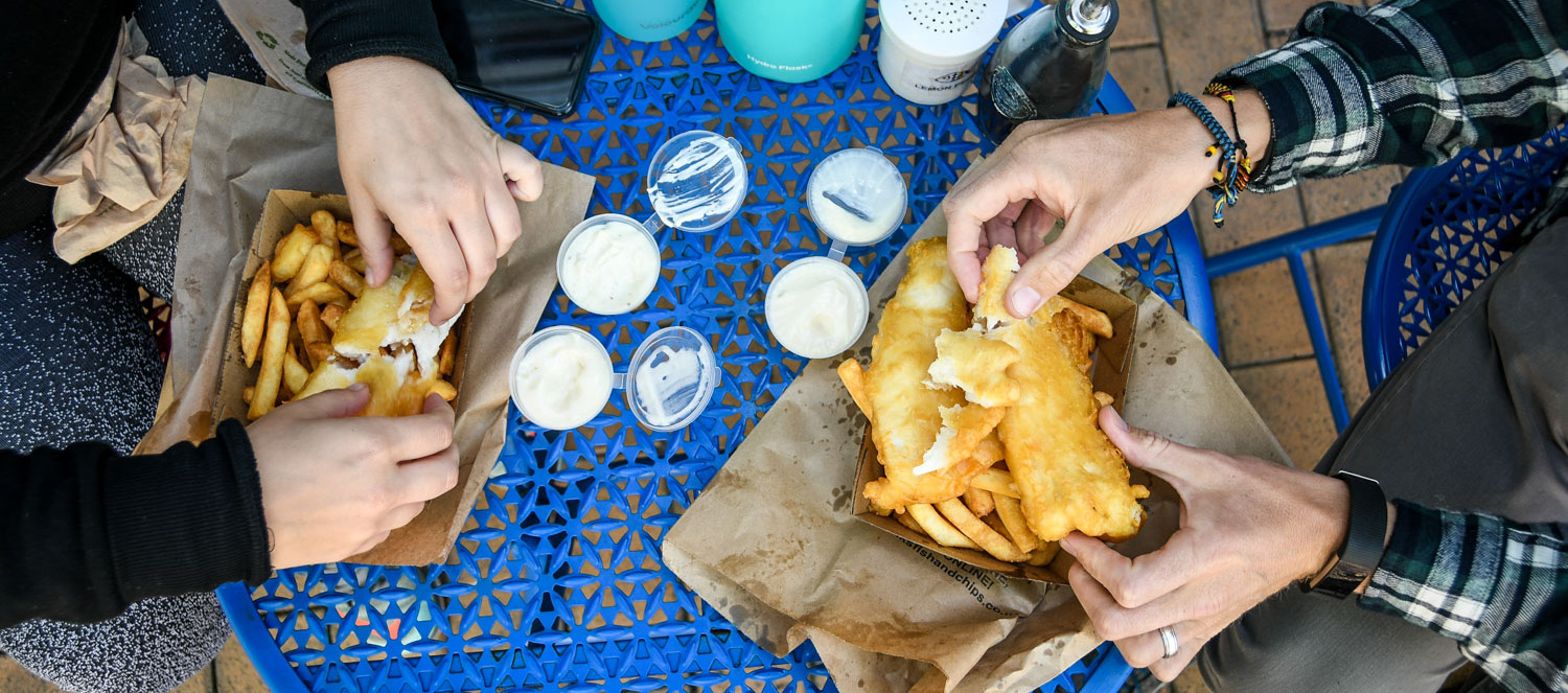 New Zealand Travel Guide Best Food Fish and Chips