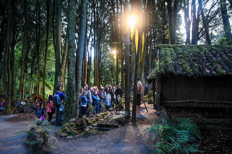 Top Things to Do in New Zealand Tamaki Maori Village