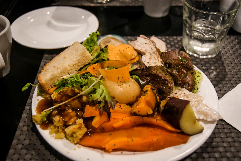 Top Things to Do in New Zealand Tamaki Maori Village Hangi Buffet