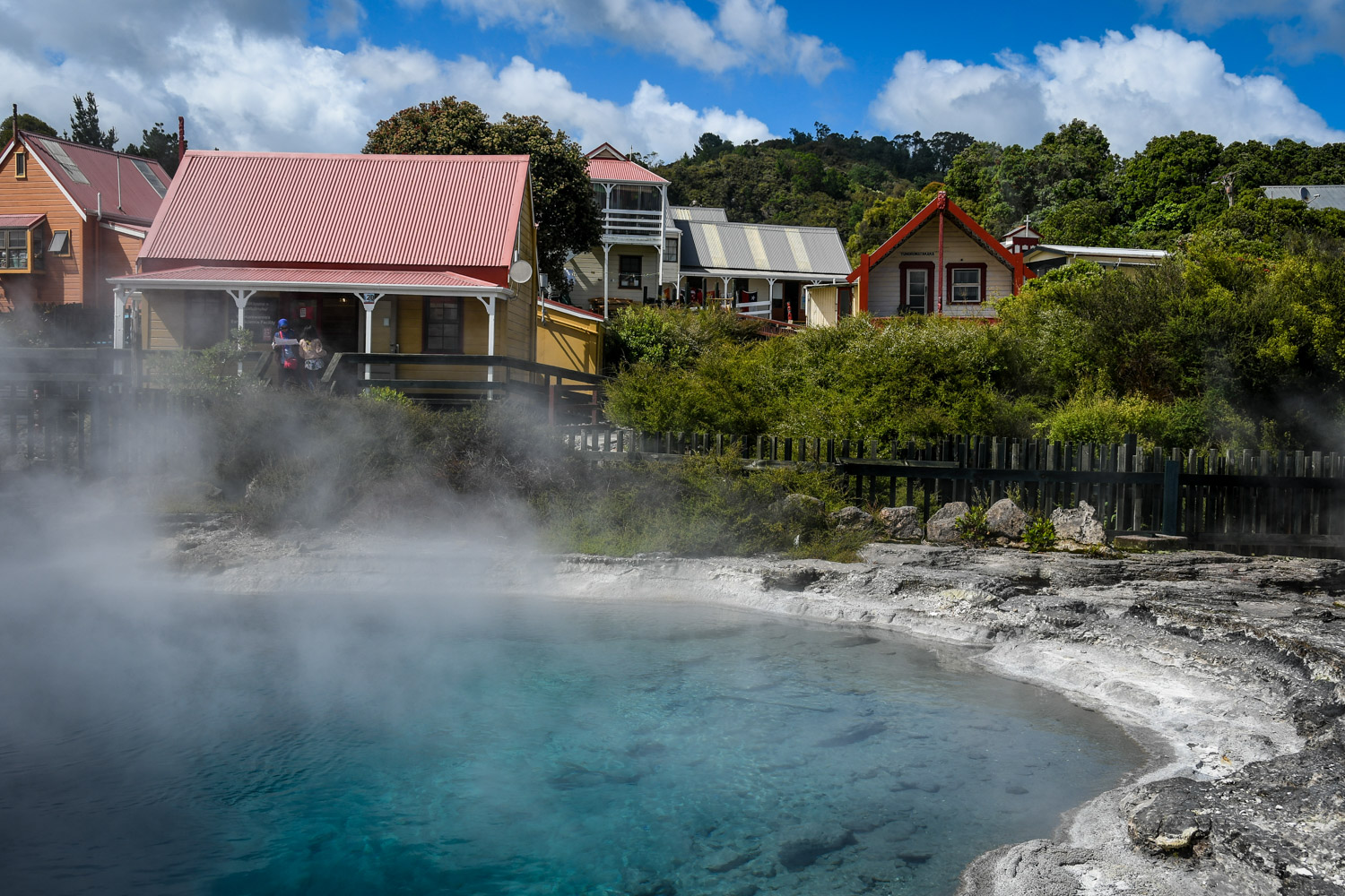 Top Things to Do in New Zealand Geothermals Hot Springs