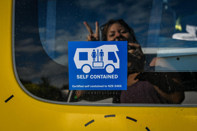 Campervan Rental New Zealand Self-Contained Campervan NZ