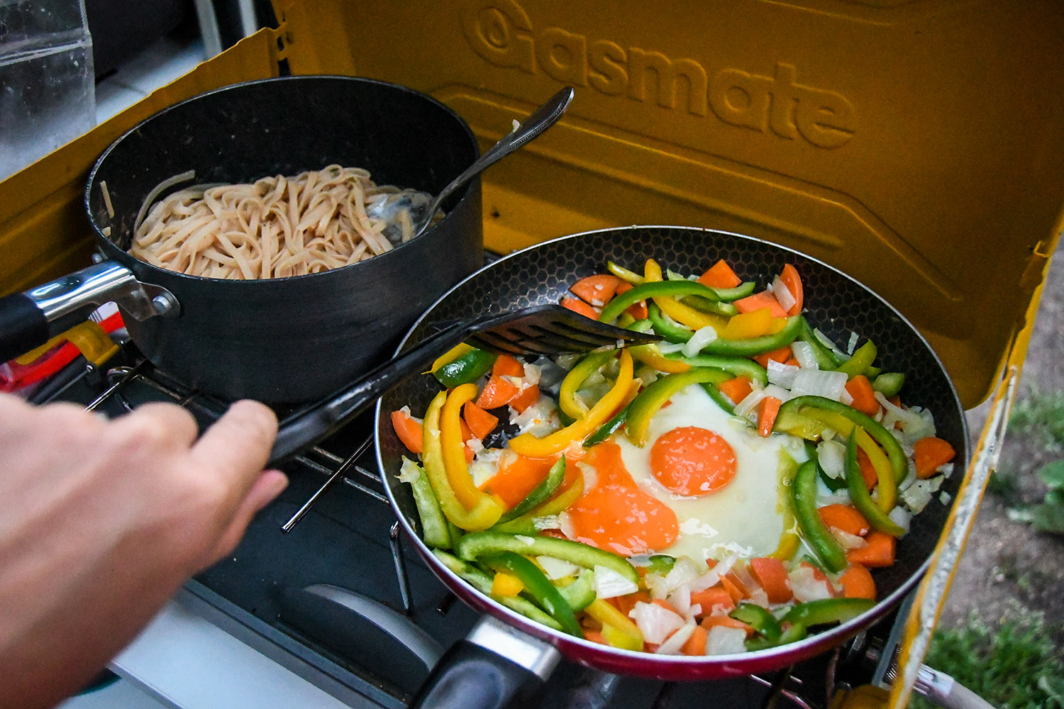 7 Easy And Healthy Camping Recipes Two Wandering Soles