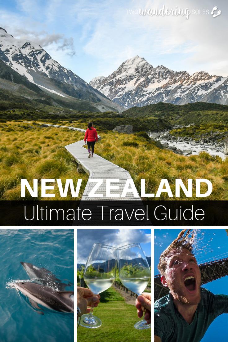 New Zealand Ulitmate Travel Guide