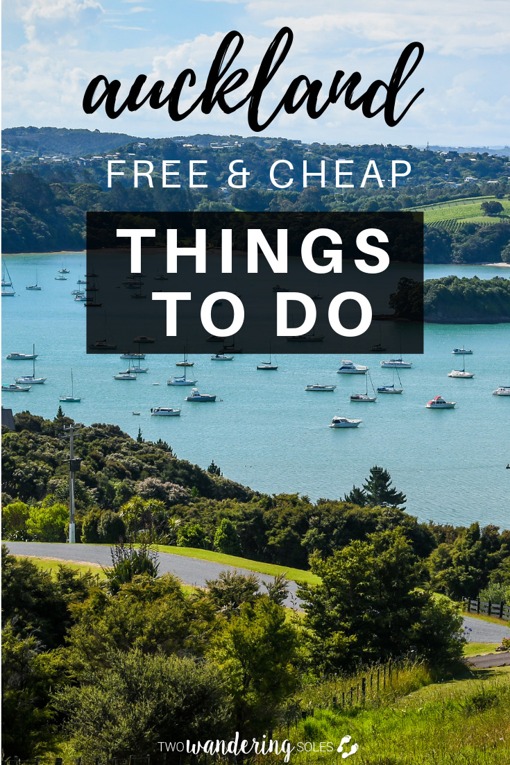 Free and Cheap Things to Do in Auckland Ocean Bay