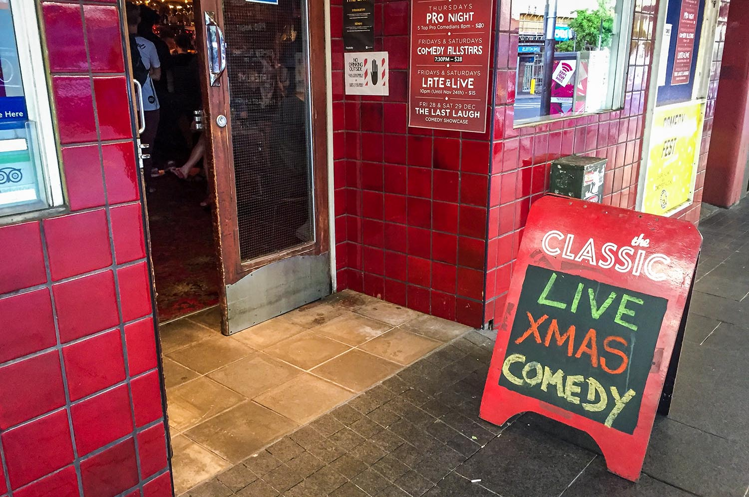 Things to Do in Auckland New Zealand Classic Comedy Show