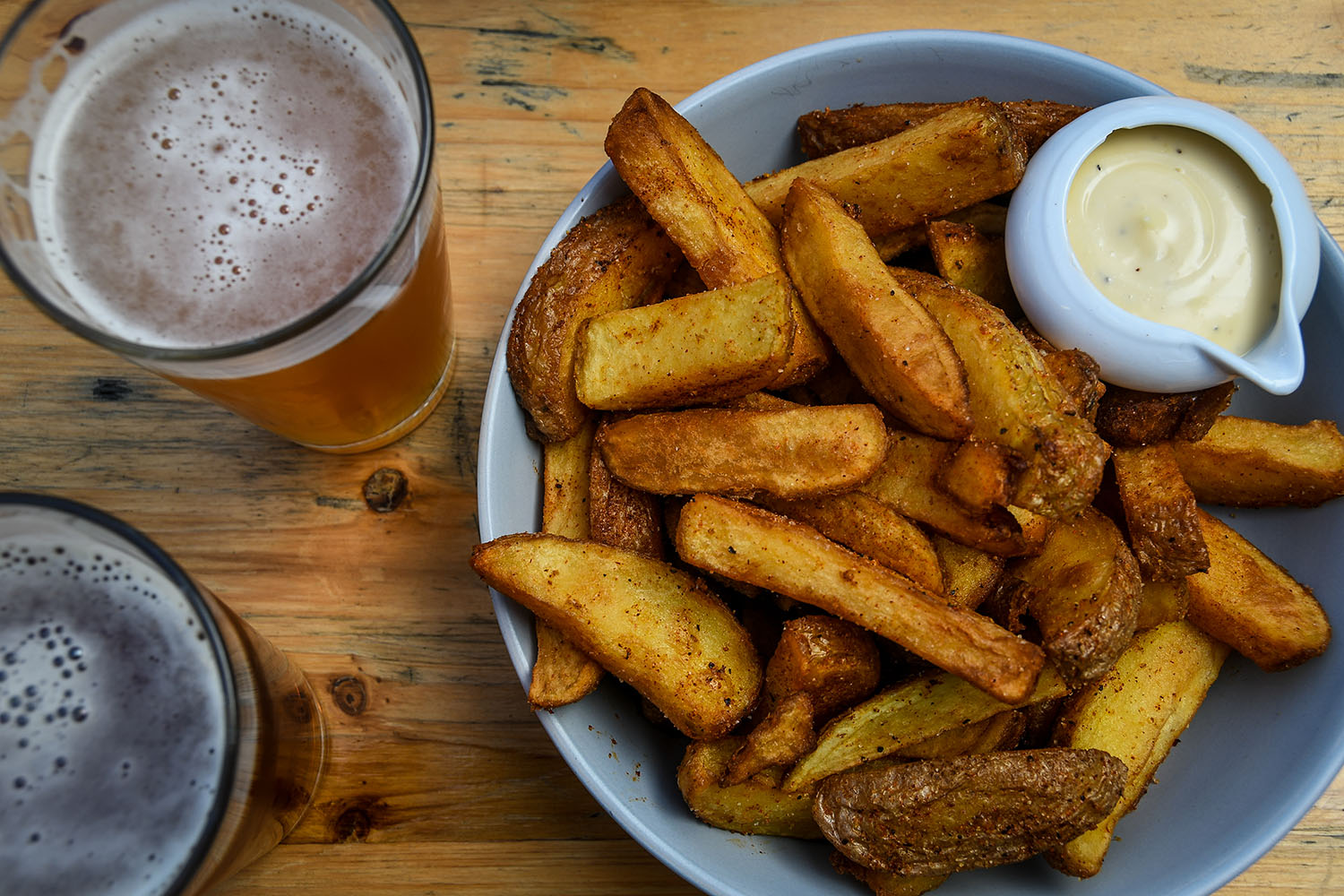 Things to do in Wellington New Zealand Craft Beer and Fries