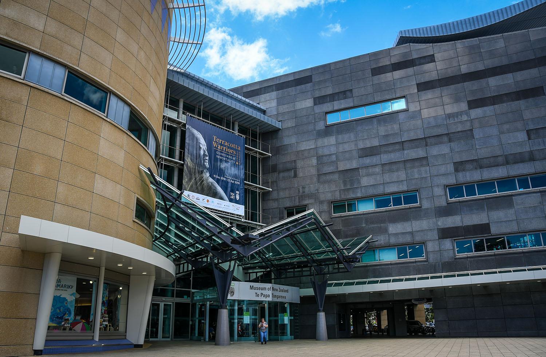Things to do in Wellington New Zealand Te Papa Museum