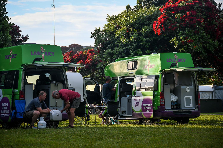 Best Campervan New Zealand