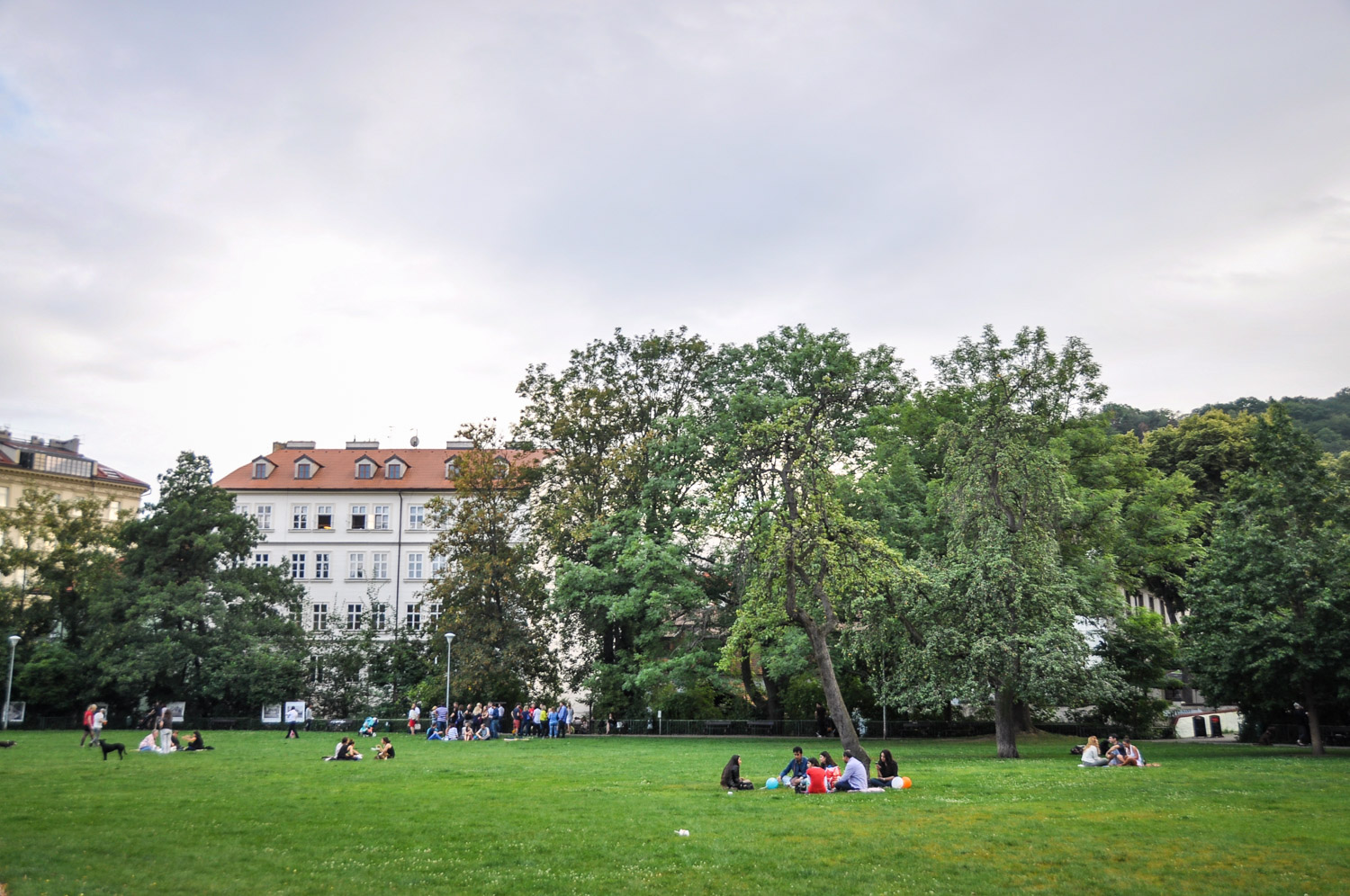 Things to do in Prague Picnic