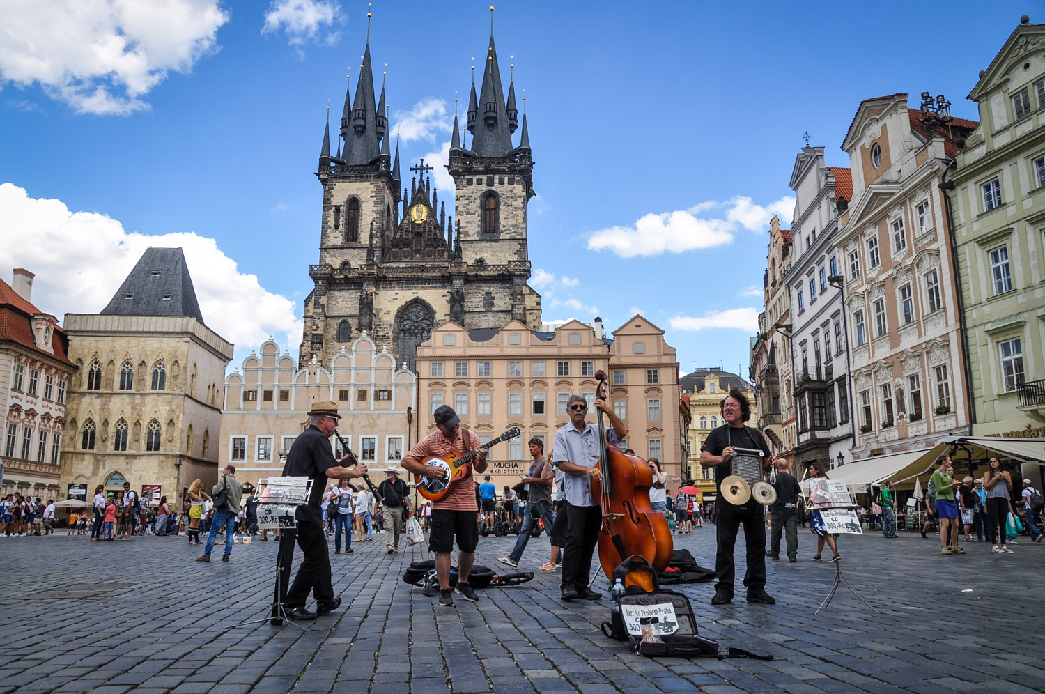 Things to do in Prague Old Town Square