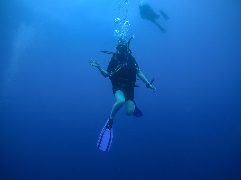 Scuba Diving in Placencia