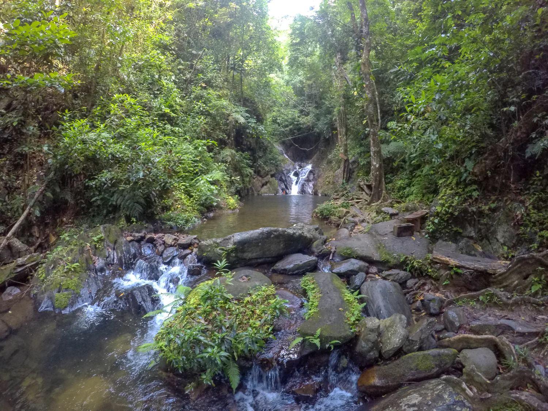 Billy Barquedier Falls
