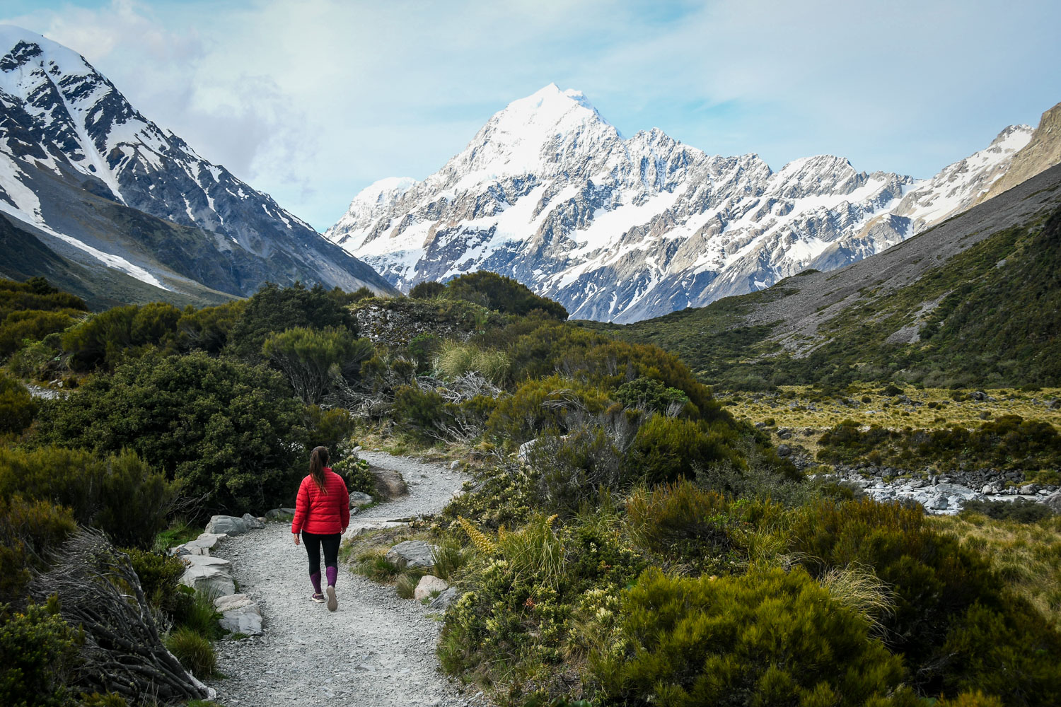 Travel Credit Cards Hiking in New Zealand