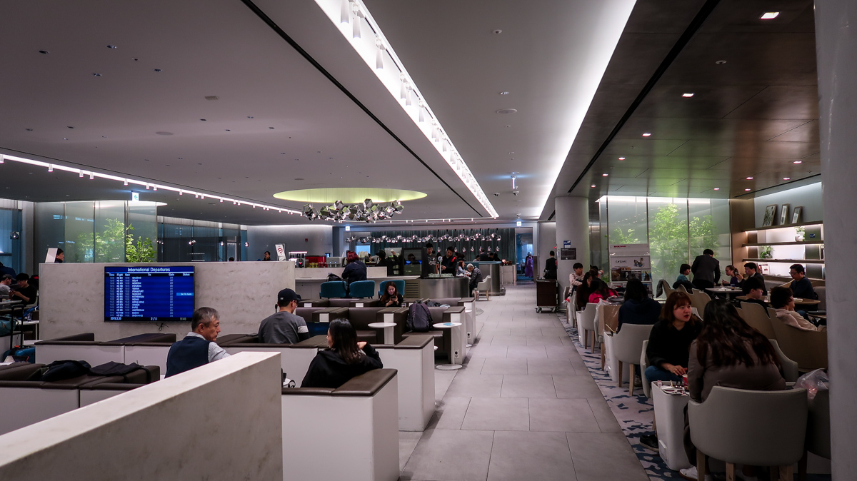Travel Credit Cards Airport Lounge Access