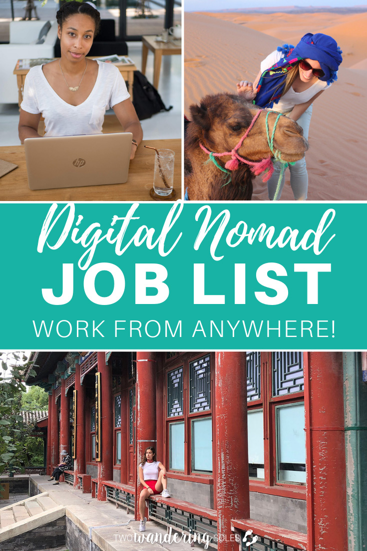 29 Digital Nomad Jobs + Advice for Getting Started from Female Nomads
