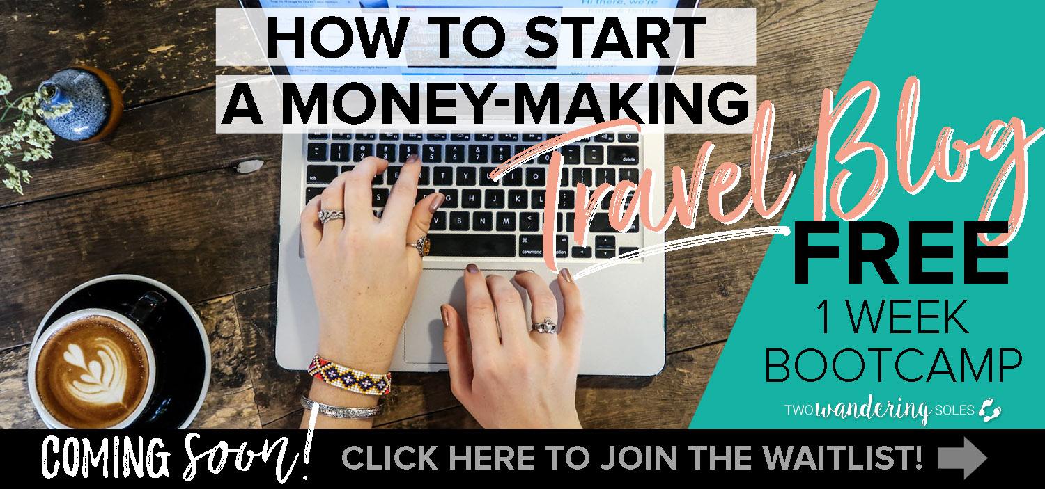 How to make a Travel Blog Free Course