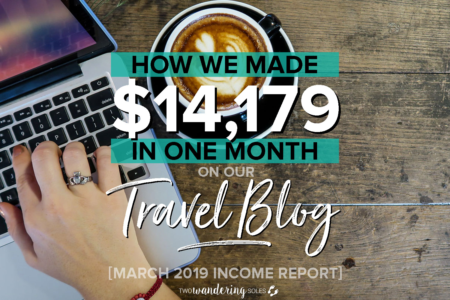 Travel Blog Monthly Income Report Making Money on a Blog