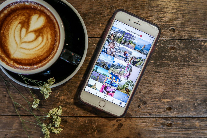 How to Make a Blog Instagram