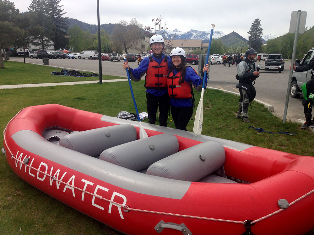 Things to do in Washington State Whitewater Rafting