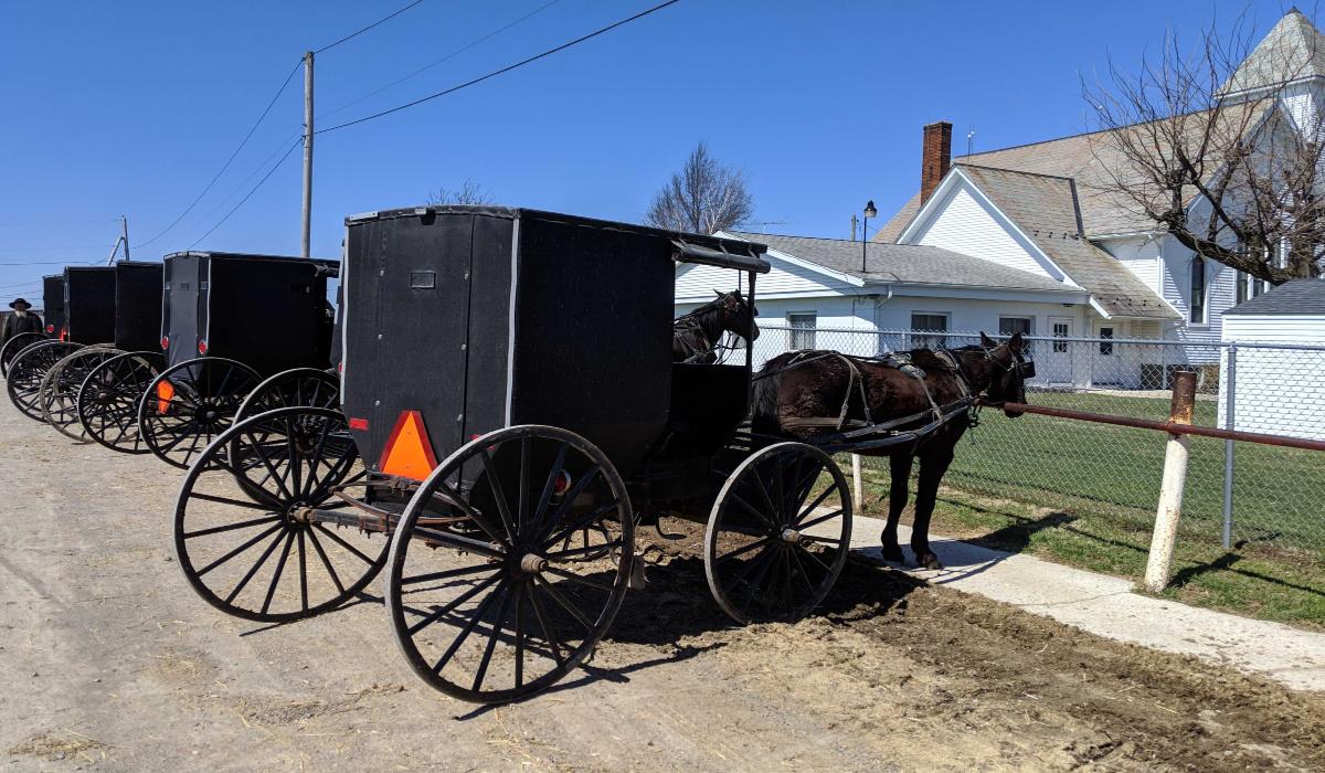 Amish Country Biway Roa