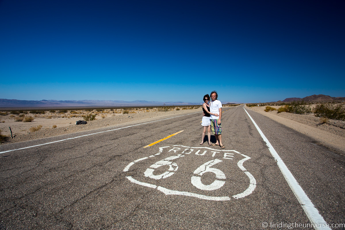 Route 66 Roadtrip