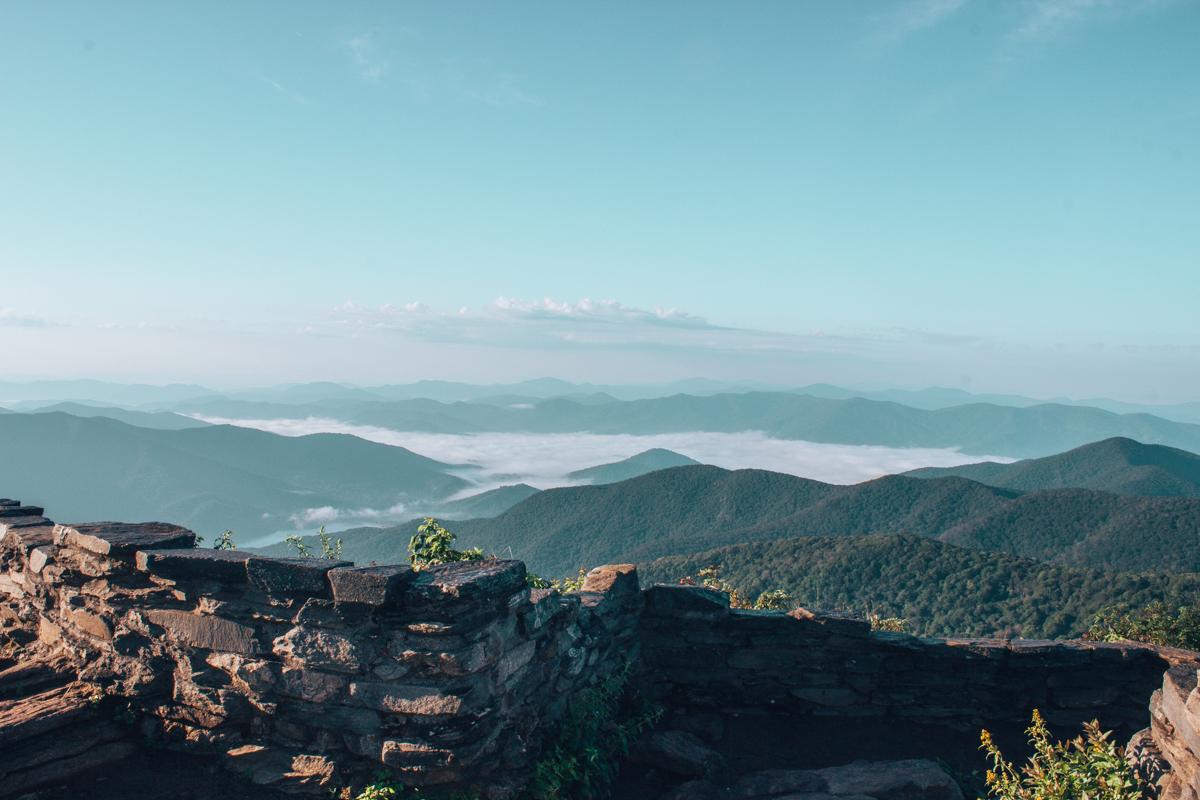 Great Smoky Mountains Roadtrip