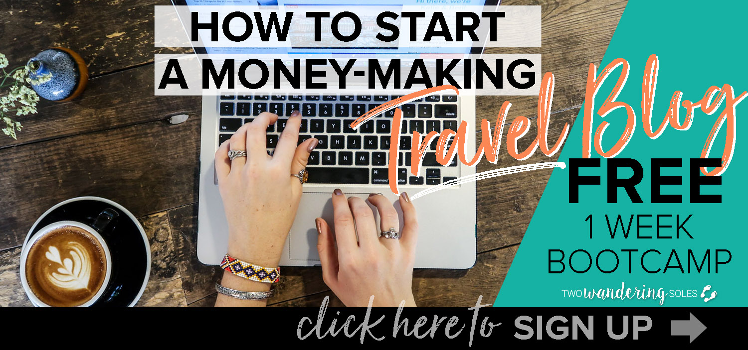 Travel Blog Income Report Two Wandering Soles Blogging Course