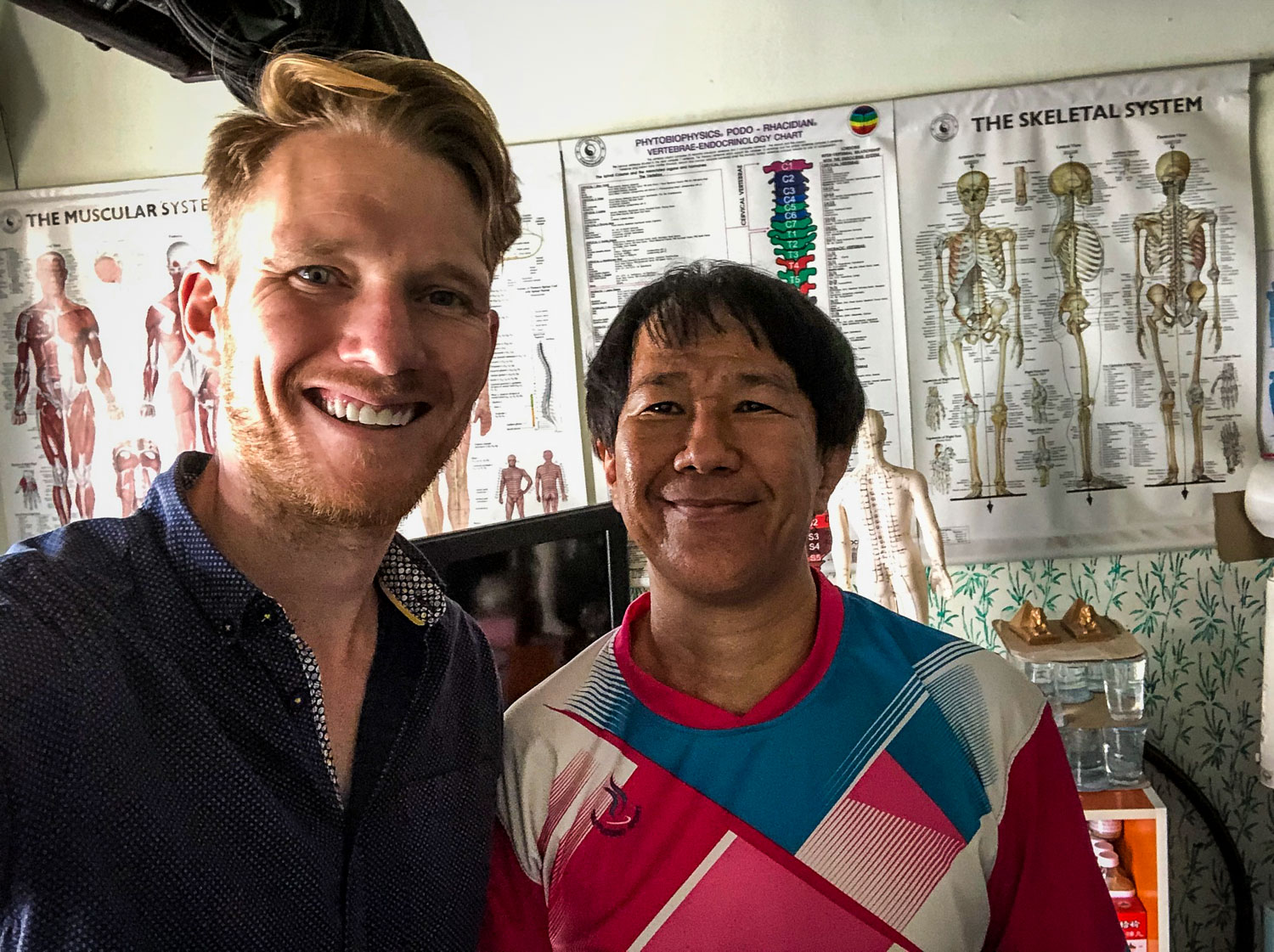 Chiang Mai Digital Nomad Guide Chiropractor