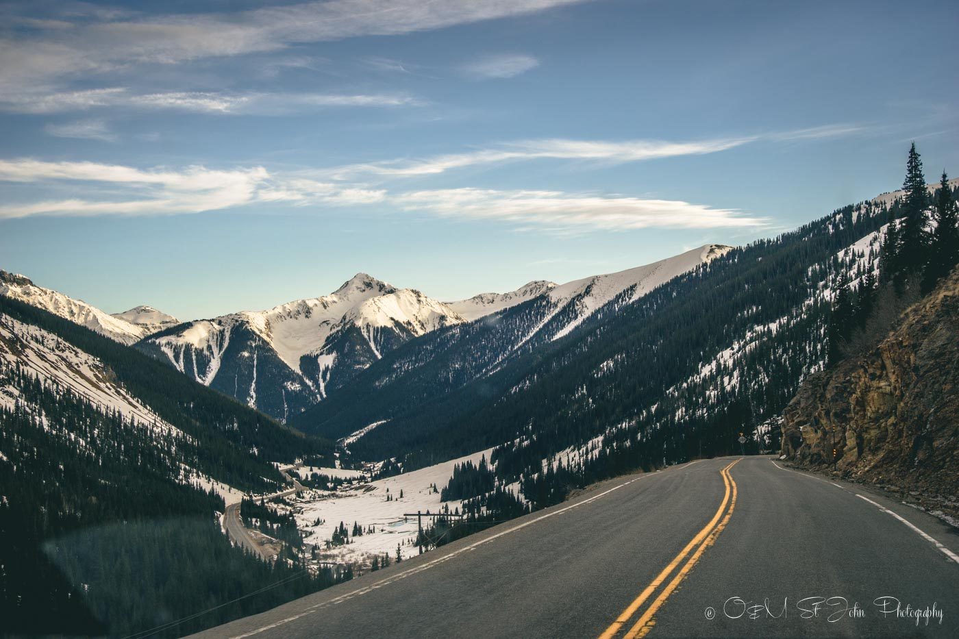 USA Colorado Road Trip