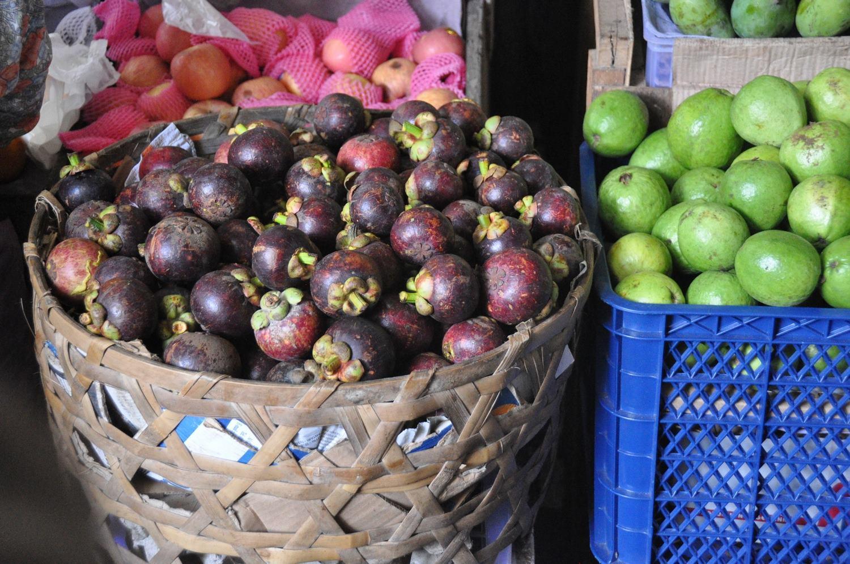 Bali Mangosteen fruit